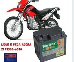 Título do anúncio: Bateria de moto