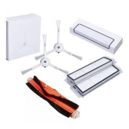 2 Escovas + 2 Filtros + 1 Escova - Vacuum, S50, S51, S55 e outros