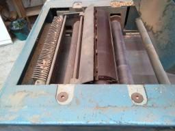 Desengrosso 40cm eixo redondo 4 facas máquinas para marcenaria LER O ANUNCIO