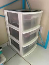 Organizador - 3 gavetas