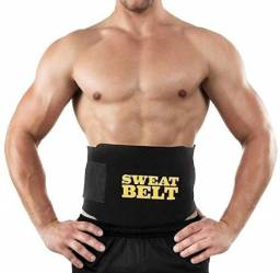Cinta Modeladora Sweat Belt Fitness Crossfit yoga