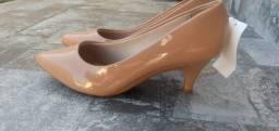 Sapato Scarpin Beira Rio tamanho 37