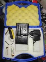 Transmissor sem fio Karsect para instrumentos