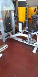 3 Maquinas de musculação usadas por 7.300