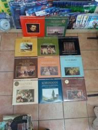 Coleção Mestre da musica lp vinil