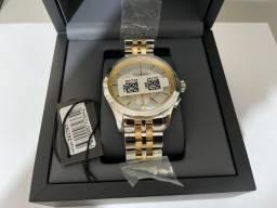 Relógio victorinox masculino prata - alliance chrongraph - 241747