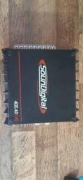 Módulo SD 400.4D com defeito