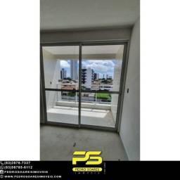 Apartamento com 2 dormitórios à venda, 60 m² por R$ 250.000 - Tambauzinho - João Pessoa/PB