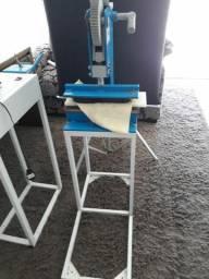 Máquina de fabricar sandálias