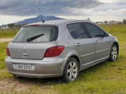 Vendo Peugeot 307 ano 2004.