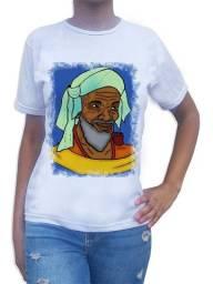 Camisa Griot Africano