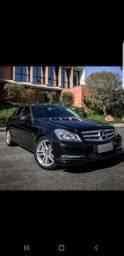 Mercedes-Benz C180 CGI 2012 - Todas as revisões em Concessionária