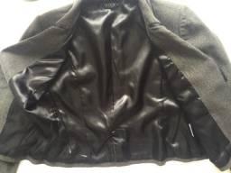Título do anúncio: Blazer Feminino Acinturado Botões Cropped Inverno Frio Roupa