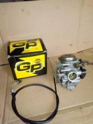 Título do anúncio: Carburador de Factor e cabo de acelerador