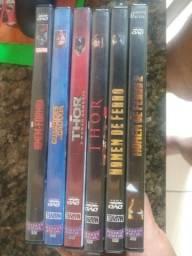 DVDs Originais Marvel