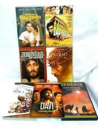 Dvds Bíblicos Originais Dublados