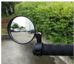 Título do anúncio: Espelho Retrovisor  1 Peça De Bicicleta Ajustável