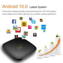 TV BOX D9 8GB 128GB ANDROID 10