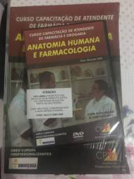 Curso anatomia Humana e farmacologia novo
