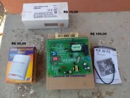 Título do anúncio: Central / Placa de Comando para Portão Eletrônico Basculante Rossi KX30FS
