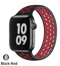 Título do anúncio: Pulseira Silicone Sport Para Apple Watch