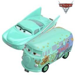 Kit 2 Carros Disney - 1:55
