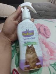 Shampoo Profeline Banho a seco gato