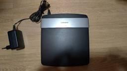 Roteador Linksys E2500 N600 com USB Dual Band