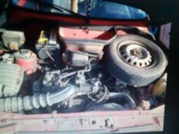 Vendo motor de Fiat uno 1994 e algumas peças de lataria e acabamentos
