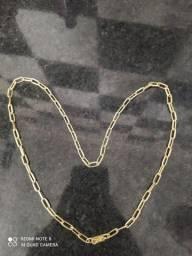 Cordão de ouro 40 gramas maciço