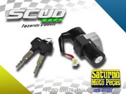 Chave Ignição Biz 125 Até 08 SCUD (004597)