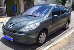 Peugeot 207 Passion 2013 - Abaixo da tabela