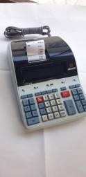 Título do anúncio: calculadora Prof. de mesa Olivetti Logos 804B