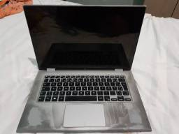 Notebook Dell ispiron 2 em 1