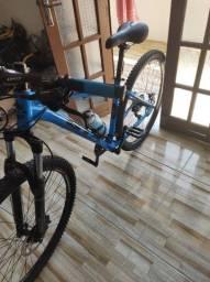 Título do anúncio: Vendo Bicicleta nova zerada para trilha