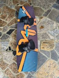 prancha kitesurf  135cm.   sem arranhões otimo estado