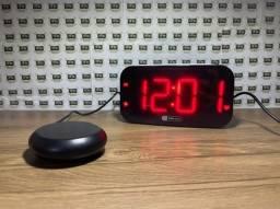 Título do anúncio: Relógio Despertador Vibratório (D180) Bed Shaker