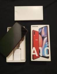 Título do anúncio: Samsung A10s conservado