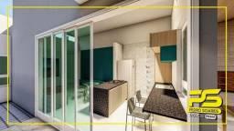 Casa com 2 dormitórios à venda por R$ 185.000,00 - Cidade Balneária Novo Mundo I - Conde/P