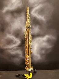 Título do anúncio: Sax Soprano Belcrest Rarissimo
