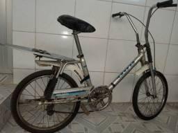 Bicicleta ( Berlineta caloi original relíquia)