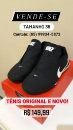 Tênis comprado na net shoes nunca foi usado