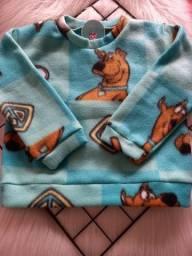 Conjunto pijamas soft infantil