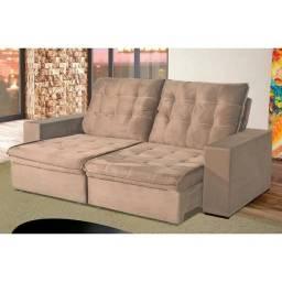 Título do anúncio: ( 230m de largura ) sofa retratil linum