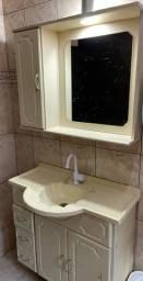 Gabinete para banheiro-usado