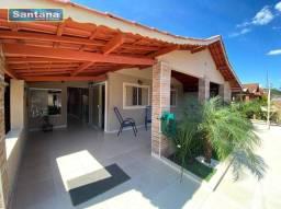 Chale com 4 dormitórios à venda, 160 m² por R$ 220.000 - Mansões das Águas Quentes - Calda