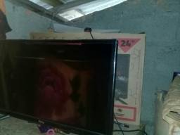 TV LED Conversor embutido BARBADA