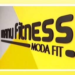 Vendo uma loja fitness