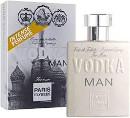 Perfume Vodka Masc Paris Elysees 100ml Original Lacrado