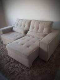 Sofá retrátil e reclináveis alto padrão